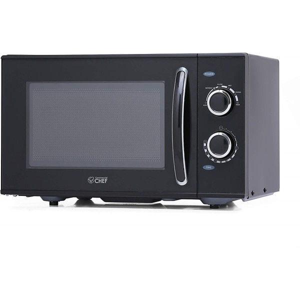 Shop Commercial Chef Chmh900b6c Microwave Oven Black