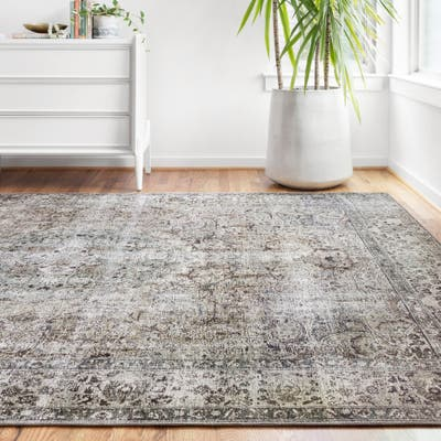 Scroll Vintage Area Rugs Online At