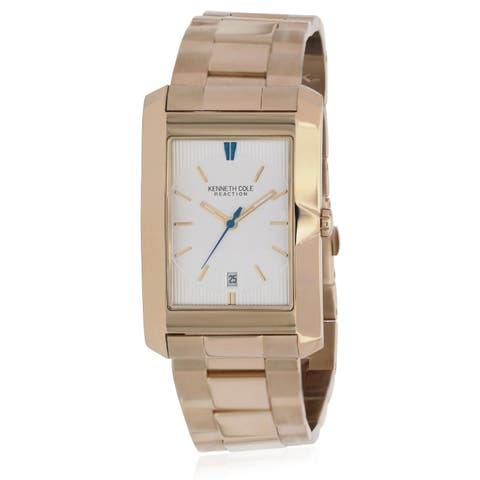 Kenneth Cole Gold-Tone Mens Watch KC3675