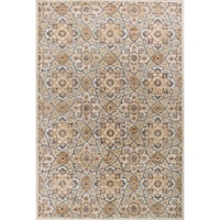 Copper Grove Siezenheim Traditional Tunis Area Rug