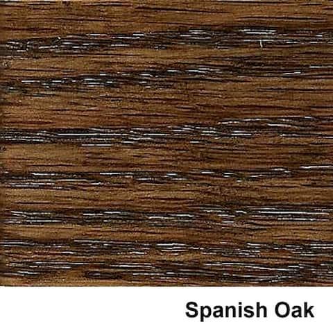 Kestell Oak Period Style Poker Table - Vinyl Playing Surface