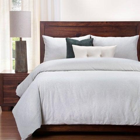 Siscovers Heritage Stripe Cotton Farmhouse Bedding Set