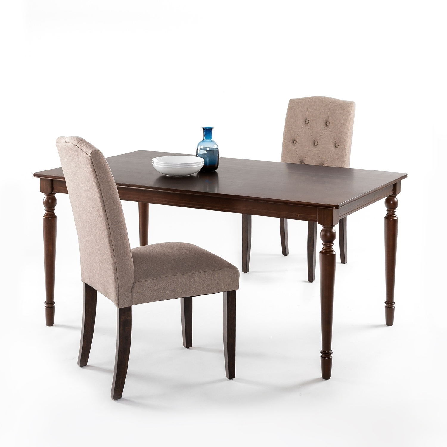 Zinus Bordeaux Dining Table 6 Persons