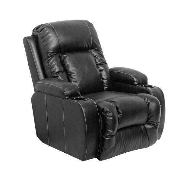 "Kershaw Power ""Inch-Away"" Recliner With Cupholders"
