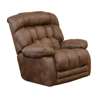 Cairo Lay Flat Recliner With Extended Ottoman