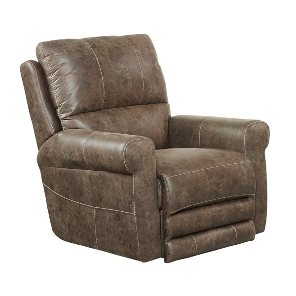 Lopez Power Wall Hugger Recliner With USB Port