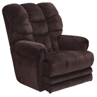 Carola Lay Flat Recliner With Extended Ottoman