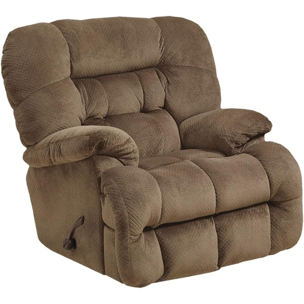 Ironwood Rocker Recliner With Heat and Massage
