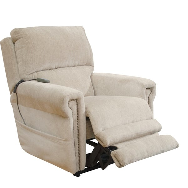 Shop Cooper Power Lift Headrest Lumbar Support Recliner