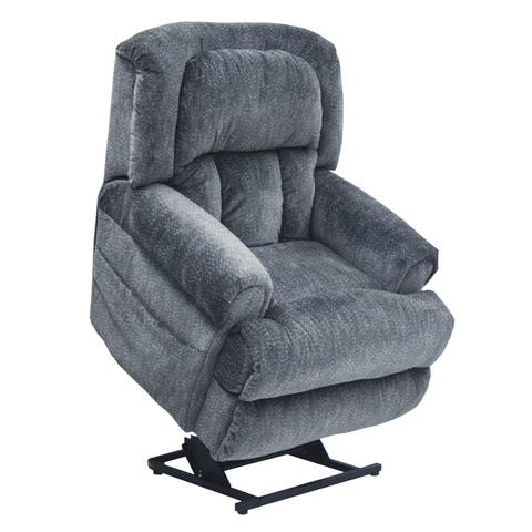 Novato Power Lift Assist Recliner With Dual Motor Comfort Function
