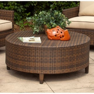 Braxton Culler Charter Round Outdoor Chat Table