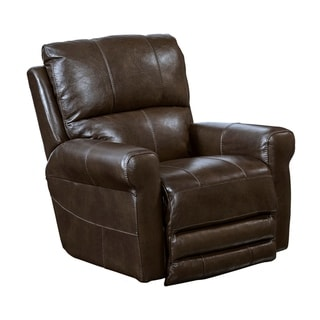 Kansas Power Lay Flat Recliner