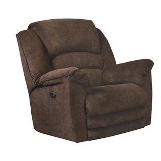 Sentinal Power Lay Flat Recliner With X-tra Comfort Footrest
