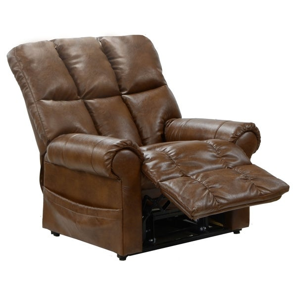 Scotts Power Lift Recliner Full Lay-Out Recliner