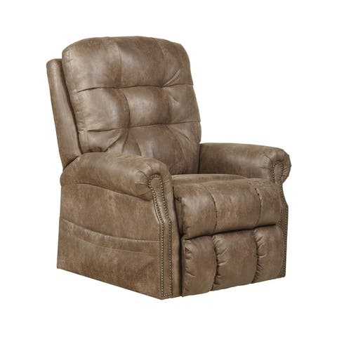Collins Power Lift Lay Flat Recliner With Heat & Massage