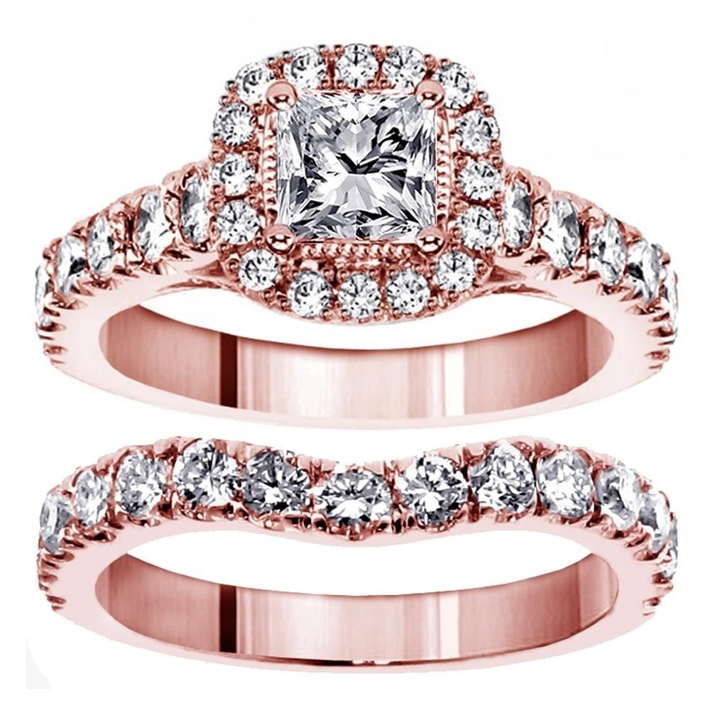 Size 12 2 5 To 3 Carats Wedding Rings Find Great Jewelry Deals Shopping At Overstock