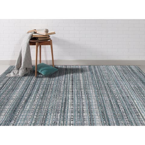 Appenzel Hand-Woven Area Rug (2' x 3')