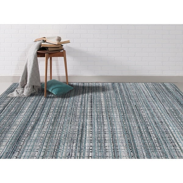 Appenzel Hand-Woven Area Rug