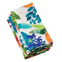 Orchard Deisgn Cloth Table Napkins (Set of 4)