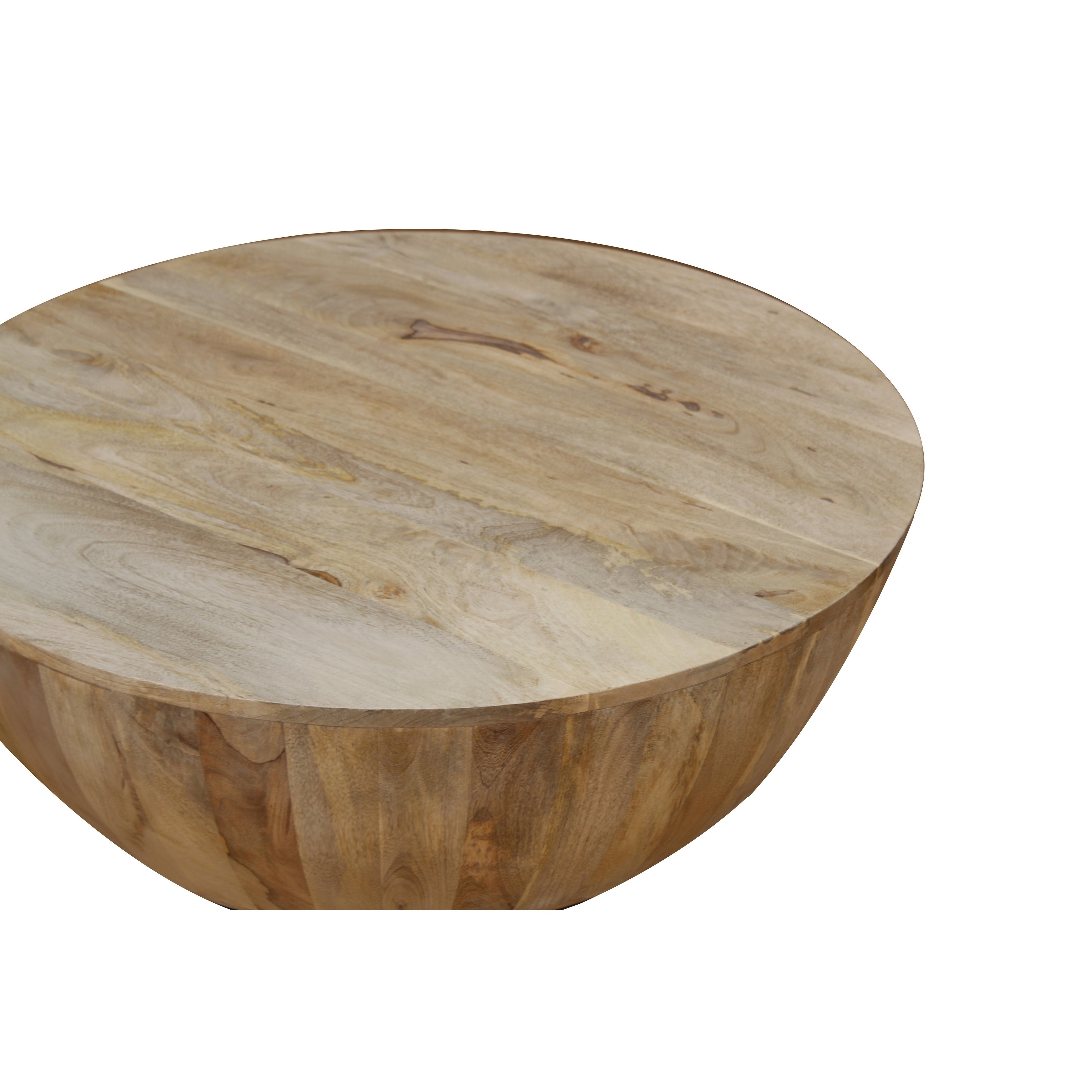 Light Colored Wood Coffee Table.Distressed Mango Wood Round Coffee Table Light Brown