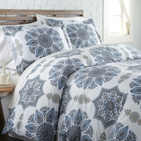 Infinity Reversible Comforter and Sham Set