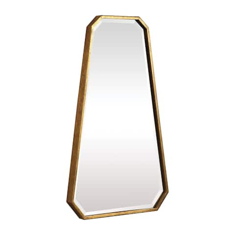Uttermost Ottone Gold Modern Mirror - 22x36x1.75