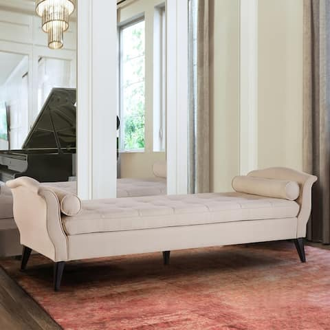 Copper Grove Peer Tufted Daybed