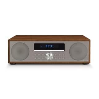 Fleetwood Radio Cd Player - Walnut