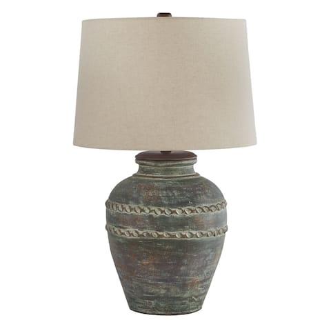 Mairead Terracotta Table Lamp (1/CN)