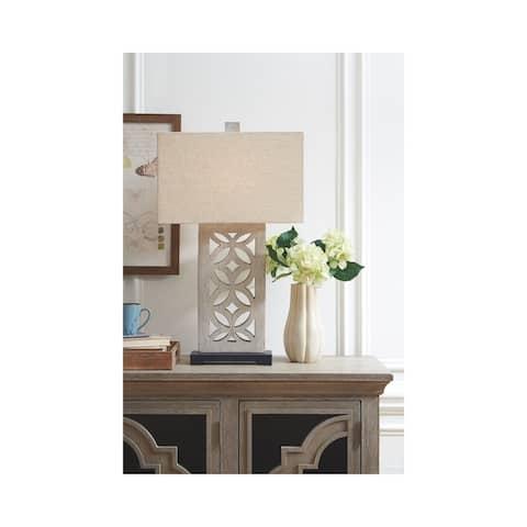 Mairwen Wood Table Lamp (1/CN)