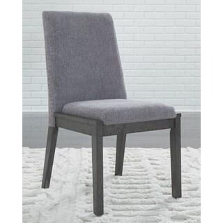 Besteneer Dining Room Chair - Set of 2 - Dark Gray