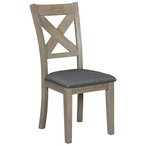 Aldwin Dining Room Chair - Set of 2 - N/A
