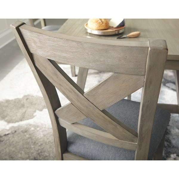 Enjoyable Shop Aldwin Dining Room Chair Set Of 2 N A Free Pdpeps Interior Chair Design Pdpepsorg