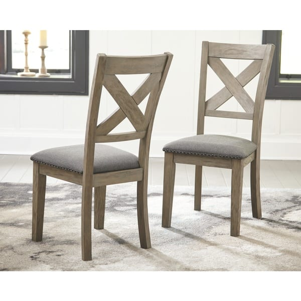 Sensational Shop Aldwin Dining Room Chair Set Of 2 N A Free Pdpeps Interior Chair Design Pdpepsorg