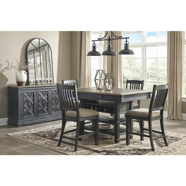 Miraculous Shop Tyler Creek Counter Height Bar Stool Set Of 2 On Caraccident5 Cool Chair Designs And Ideas Caraccident5Info
