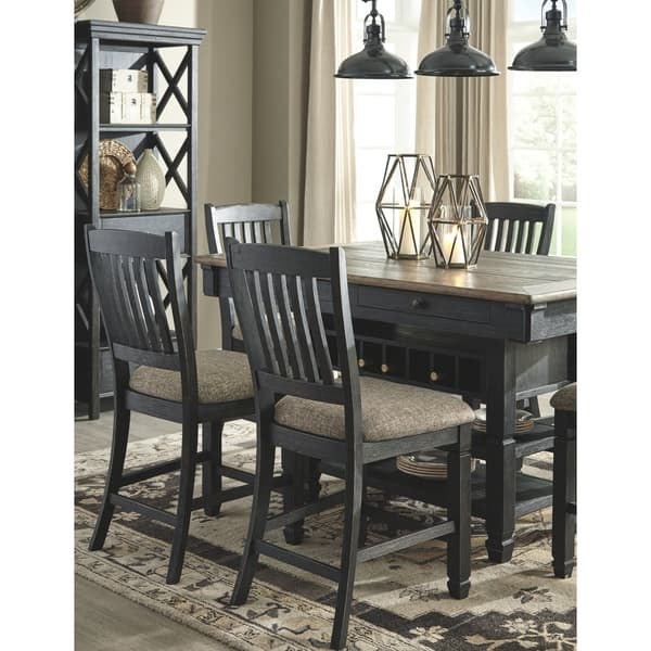 Surprising Shop Tyler Creek Counter Height Bar Stool Set Of 2 On Caraccident5 Cool Chair Designs And Ideas Caraccident5Info
