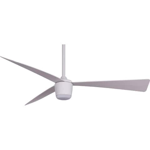 """Carson Carrington Icksjo Modern Ceiling Fan - 52"""""""