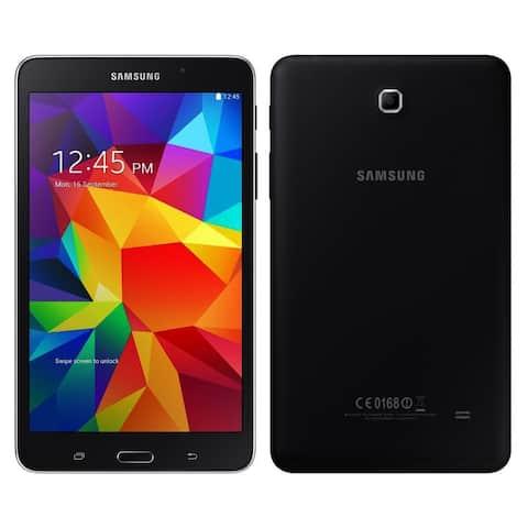 Refurbished Samsung Galaxy Tab 4 8 in. 16GB WiFi Tablet (+ 4G for Verizon Cust. Only)