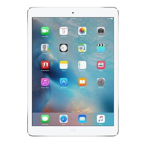 Refurbished IPAD Air 16 GB WIFI-SILVER