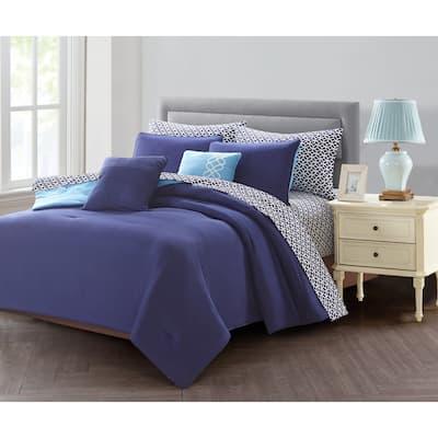 Porch & Den Yocom 9-piece Bed in a Bag Set
