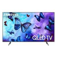 Refurbished Samsung 55 in. QLED 4K Ultra HD HDR Smart TV - N/A - N/A