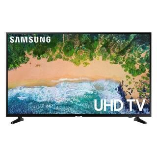 Samsung UN43NU6950 43 inch 4K UHD Smart LED TV - Refurbished - N/A - N/A