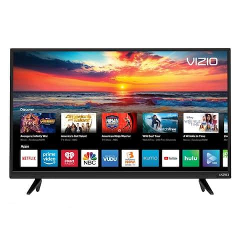 Vizio D43FX-F4 43 inch 1080P Smart HD LED TV - Refurbished