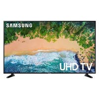 Samsung UN50NU6950 50 inch 4K UHD Smart LED TV - Refurbished