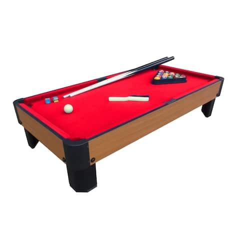 "Playcraft Sport Bank Shot 40"" Pool Table"
