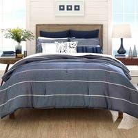 Nautica Candler Navy King Comforter Set
