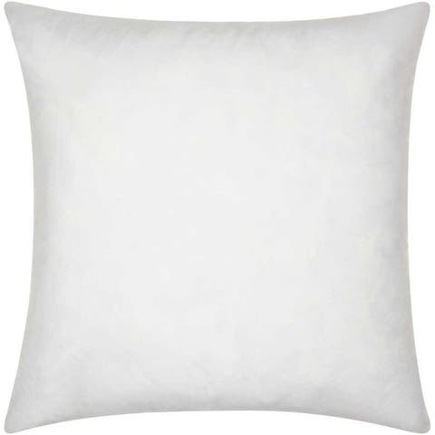 Nourison Down White Pillow Insert