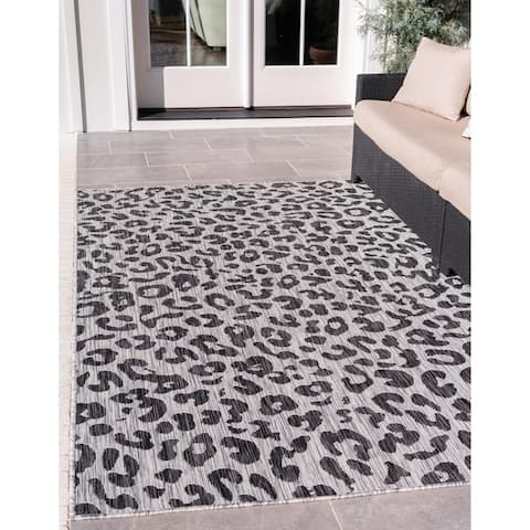 Cordova Leopard Outdoor Rug by Havenside Home