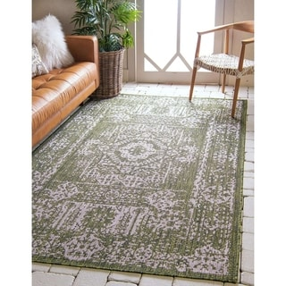 Link to The Curated Nomad Jackson Timeworn Outdoor Rug Similar Items in Transitional Rugs