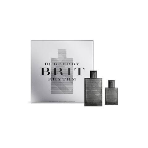 Burberry Britt Rhythm Men's Fragrance 2-piece Gift Set